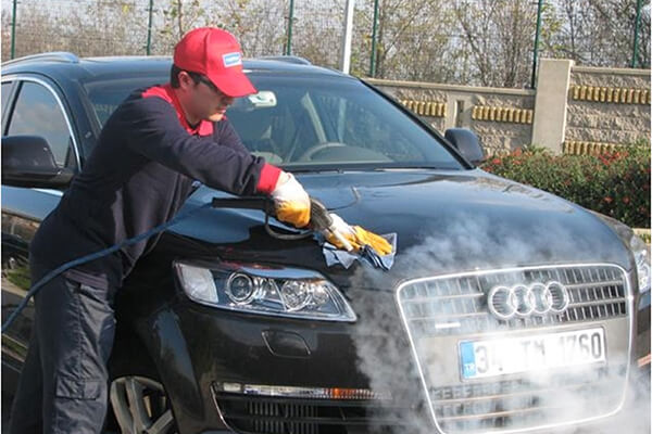 Exterior Car Cleaning
