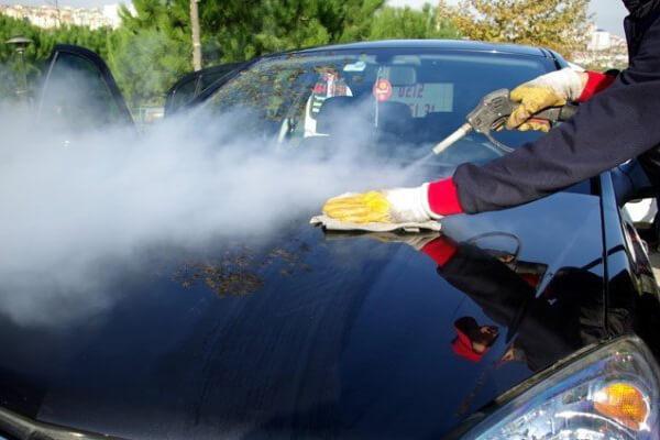 Exterior Car Wash Services